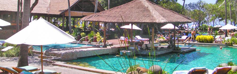 南国リゾートバリ島