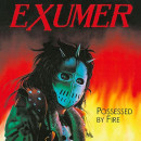 EXUMER - Possessed by Fire +3 (2020 Reissue, Slipcase)
