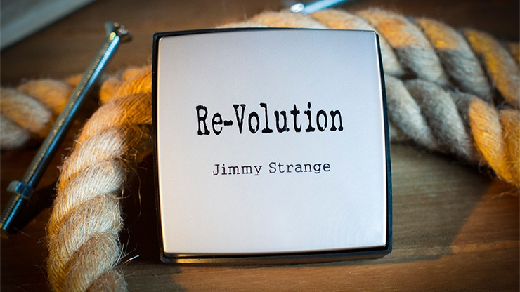 Re-Volution  by Jimmy Strange(日補サ)