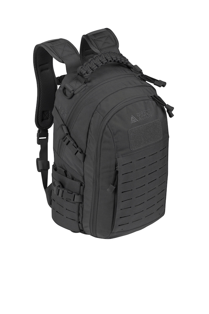 DIRECT ACTION DUST MK II バックパック Cordura Black/BP-DUST-CD5-BLK