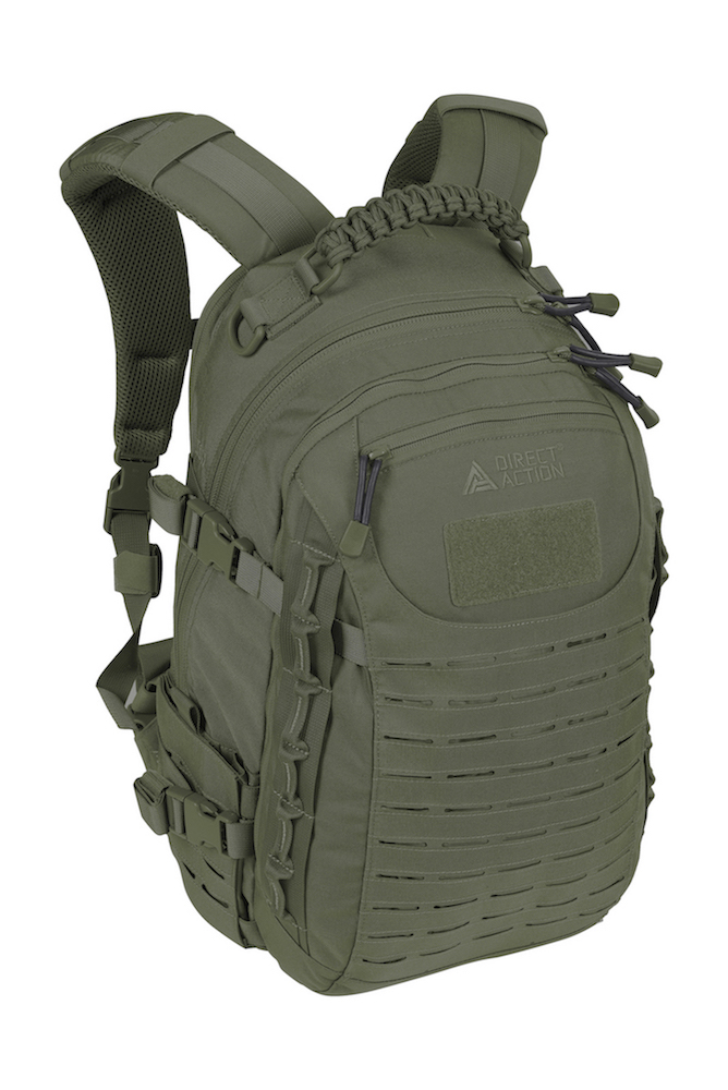 【サマーバーゲン10%OFF】DIRECT ACTION DRAGON EGG MK II バックパック Cordura Olive Green/BP-DEGG-CD5-OGR